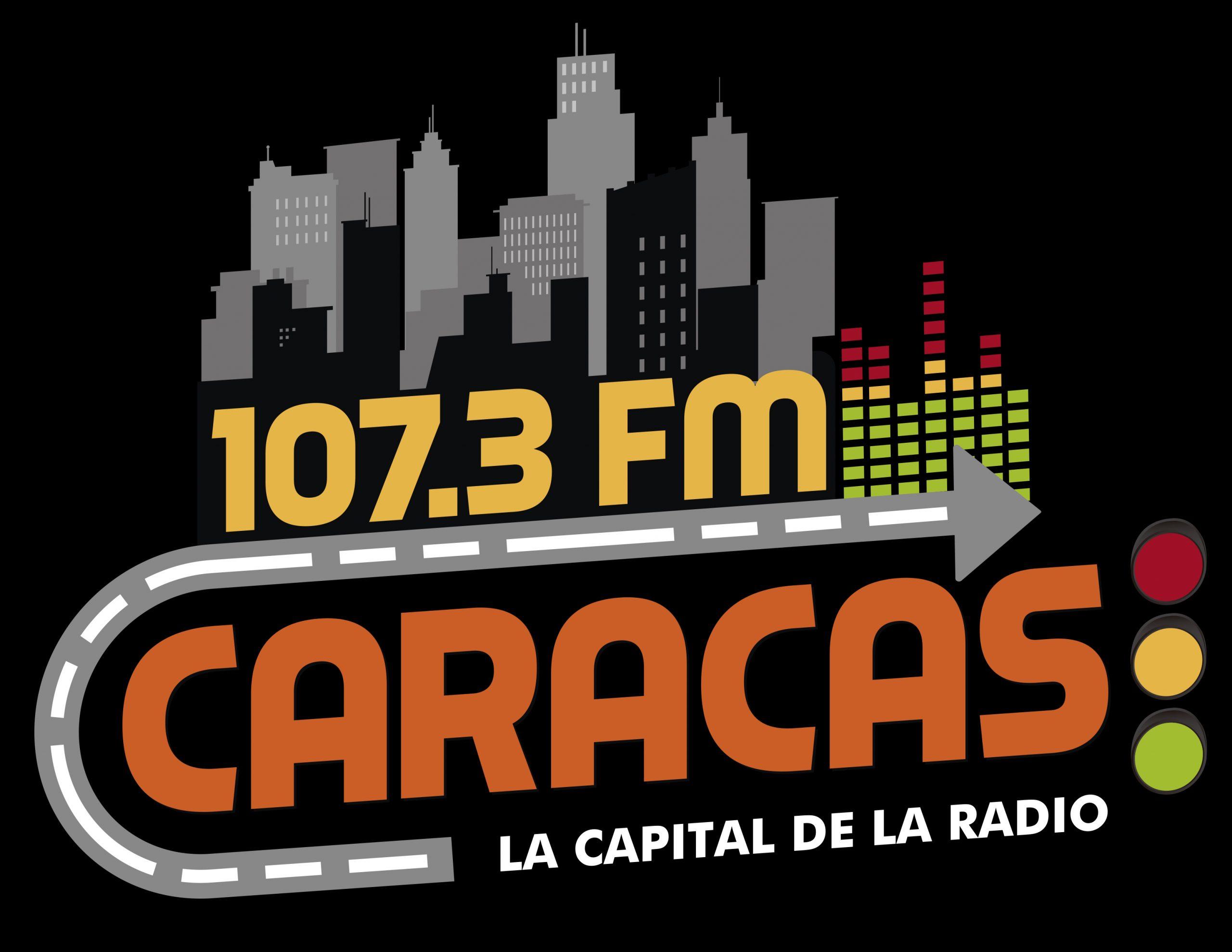 <center>Caracas 107.3 FM </center>